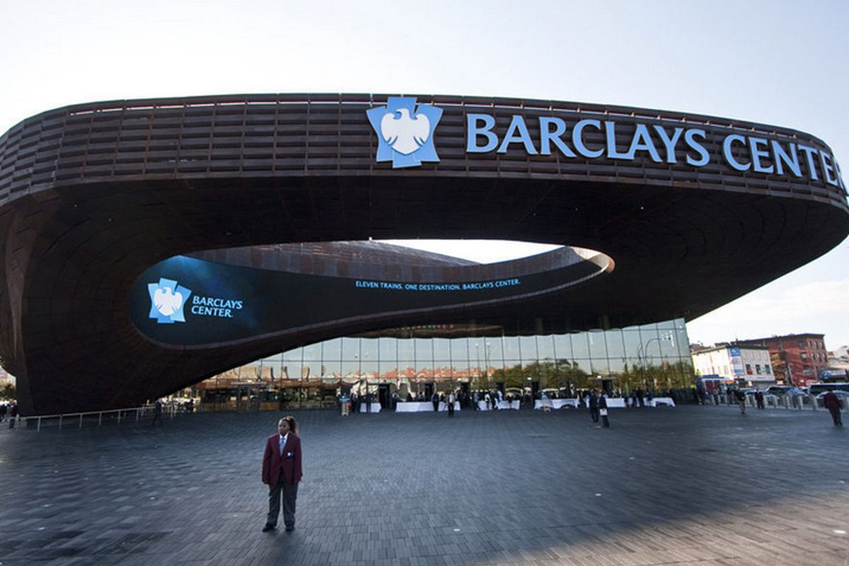 the six best reviews of the newly-opened barclays center - curbed ny