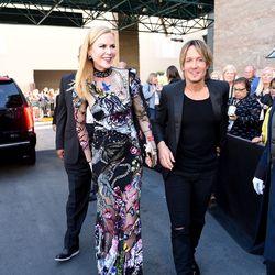 Nicole Kidman and Kieth Urban