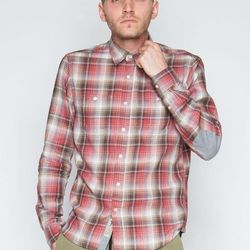 "J.A.C.H.S - Thomas Plaid Shirt, <a href=""https://www.shopwasteland.com/mens-new-shirts-tees/J.A.C.H.S/Thomas-Plaid-Shirt/THOMAS-107/"">$65</A>."