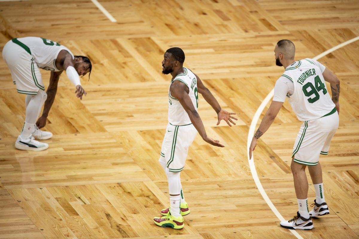Washington Wizards v Boston Celtics - Play-In Tournament