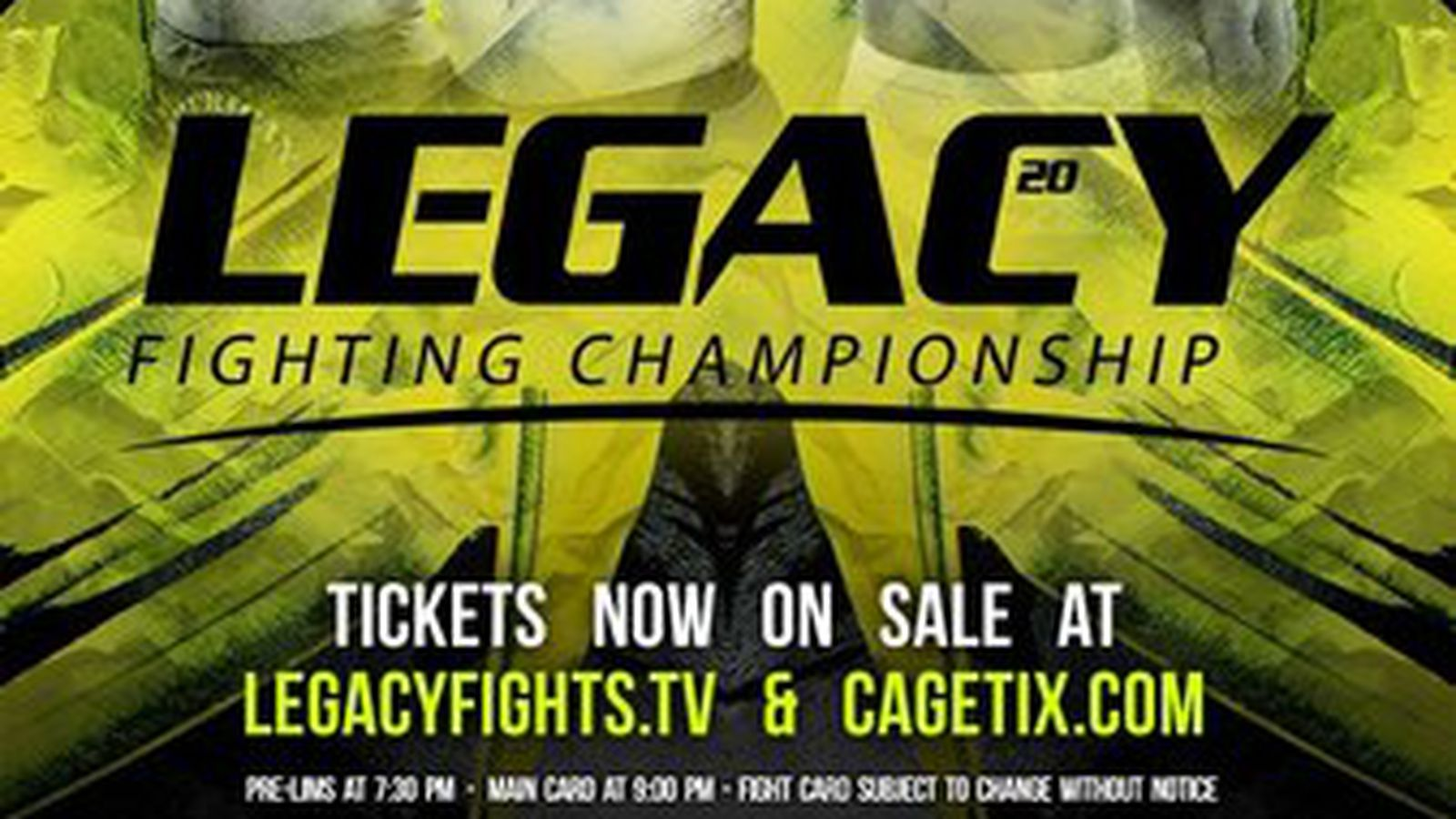 Legacy Fc 20 The Gifs And Results Bloody Elbow