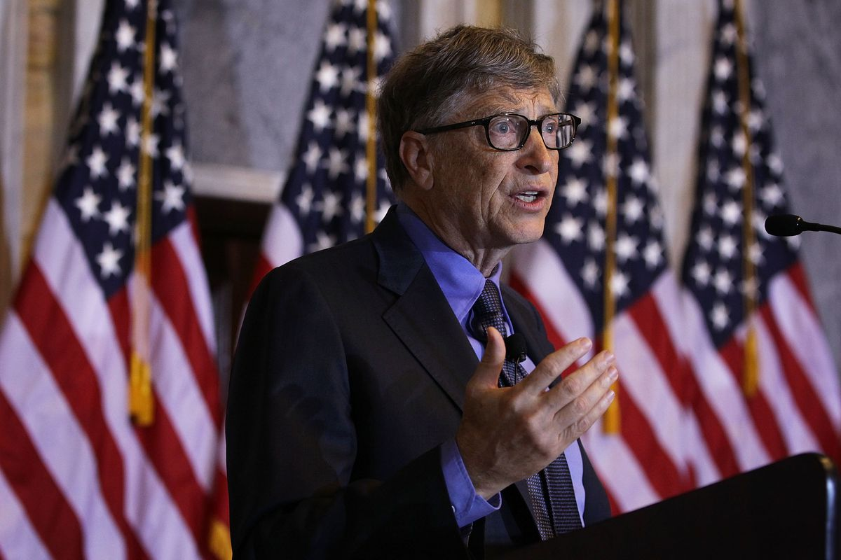 Bill Gates Says Trump S Anti Abortion Gag Rule Endangers Millions