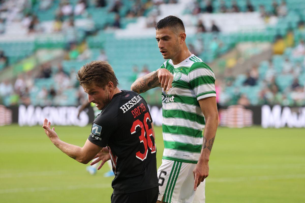 Celtic v FC Midtjylland - UEFA Champions League Second Qualifying Round: First Leg