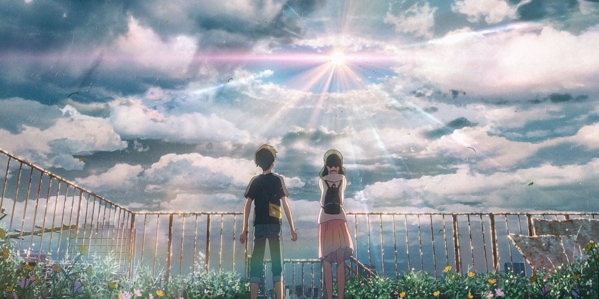 Weathering With You Director Explains New Film Your Name Remake Plans Polygon