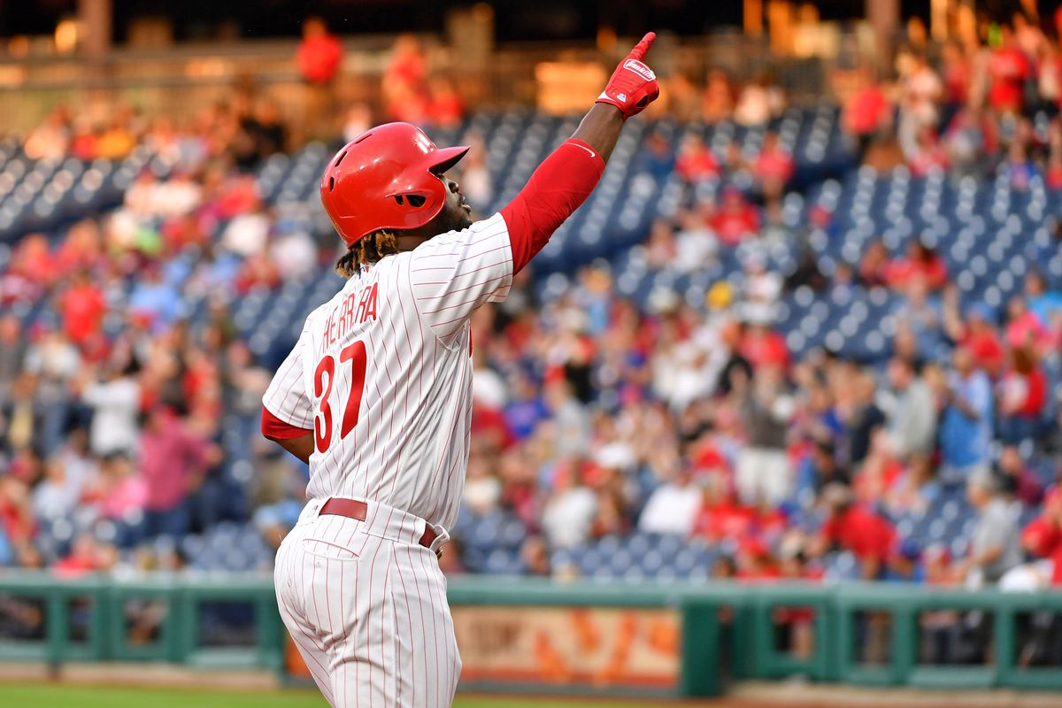 Odubel Herrera is the best player on the Phillies - The Good Phight 7c4ef34b20a
