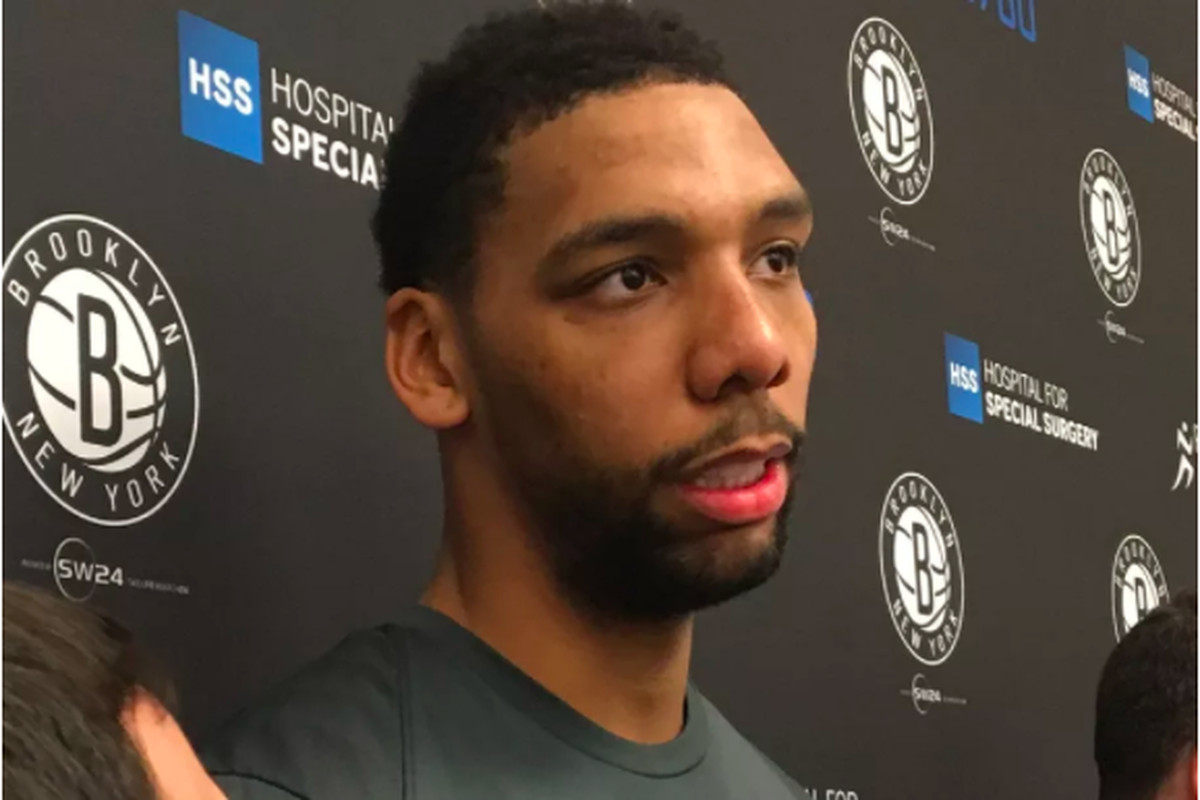 BROOKLYN, N.Y. — Jahlil Okafor can score. It's the reason he was taken  third overall in the 2015 NBA draft. But can the embattled big man who fell  out of ...
