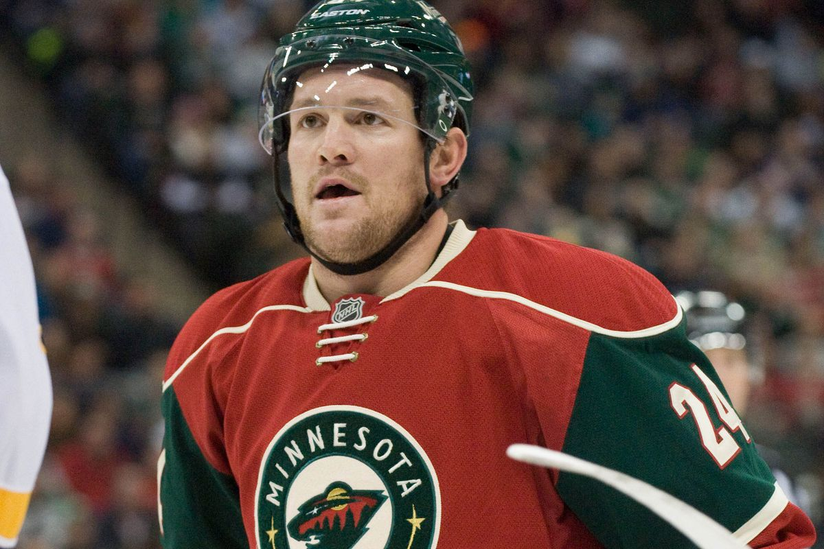 Matt Cooke was the first to hit waivers with the intention of a buy-out this summer
