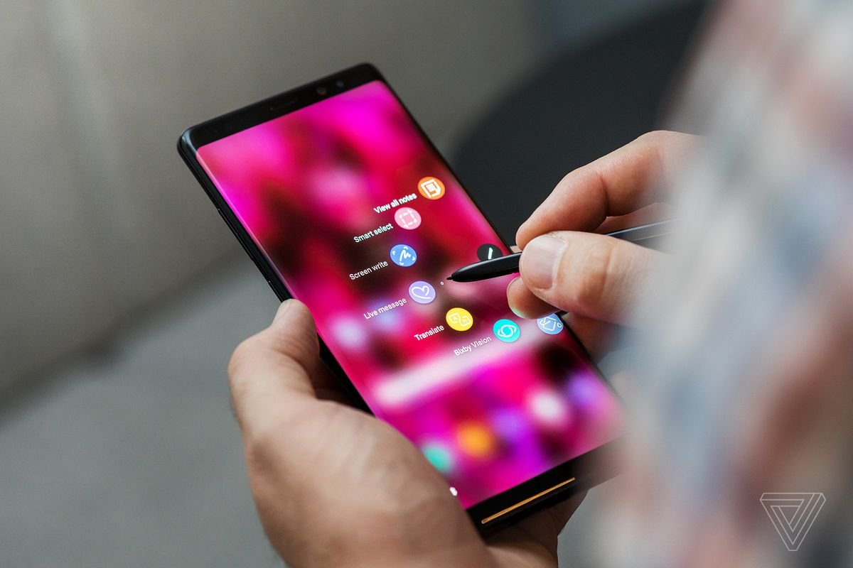 Samsung Galaxy Note 8 review: one for the fans - The Verge