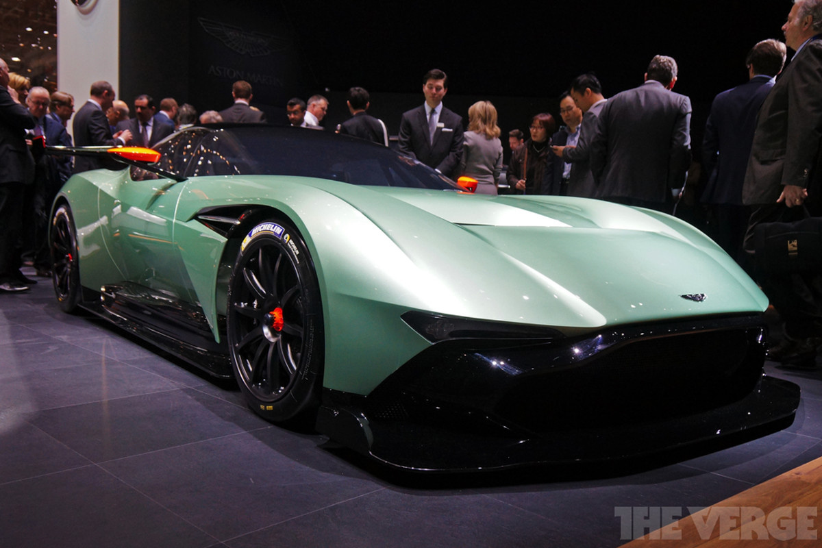 Aston Martin Vulcan >> Your 2 3 Million Aston Martin Vulcan Can Be Made Street