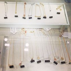 Dainty jewelry by Cast of Vice, Minor Obsessions, Finn and, a bestseller, Sydney Evan.