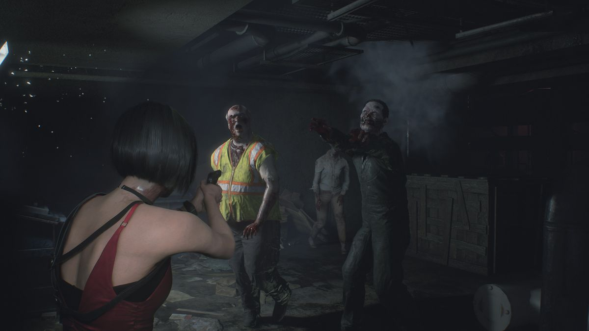 Resident Evil 2 review - The Verge
