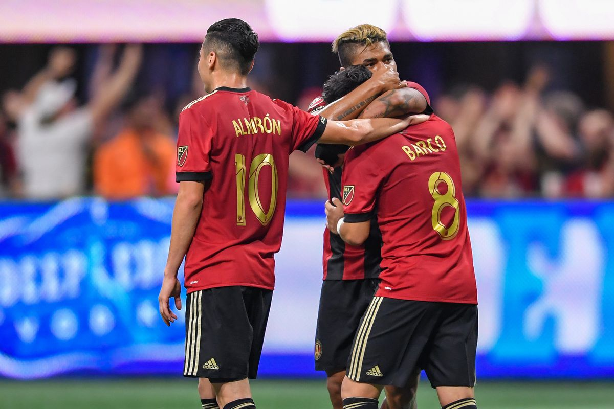 9d71321ac43 New England Revolution vs. Atlanta United, full-time: Five Stripes can't  finish and pay the price