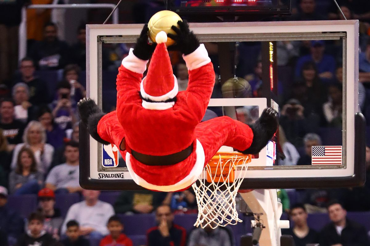 Nba Christmas Schedule.5 Questions About The Nba S Weird 2018 Christmas Schedule