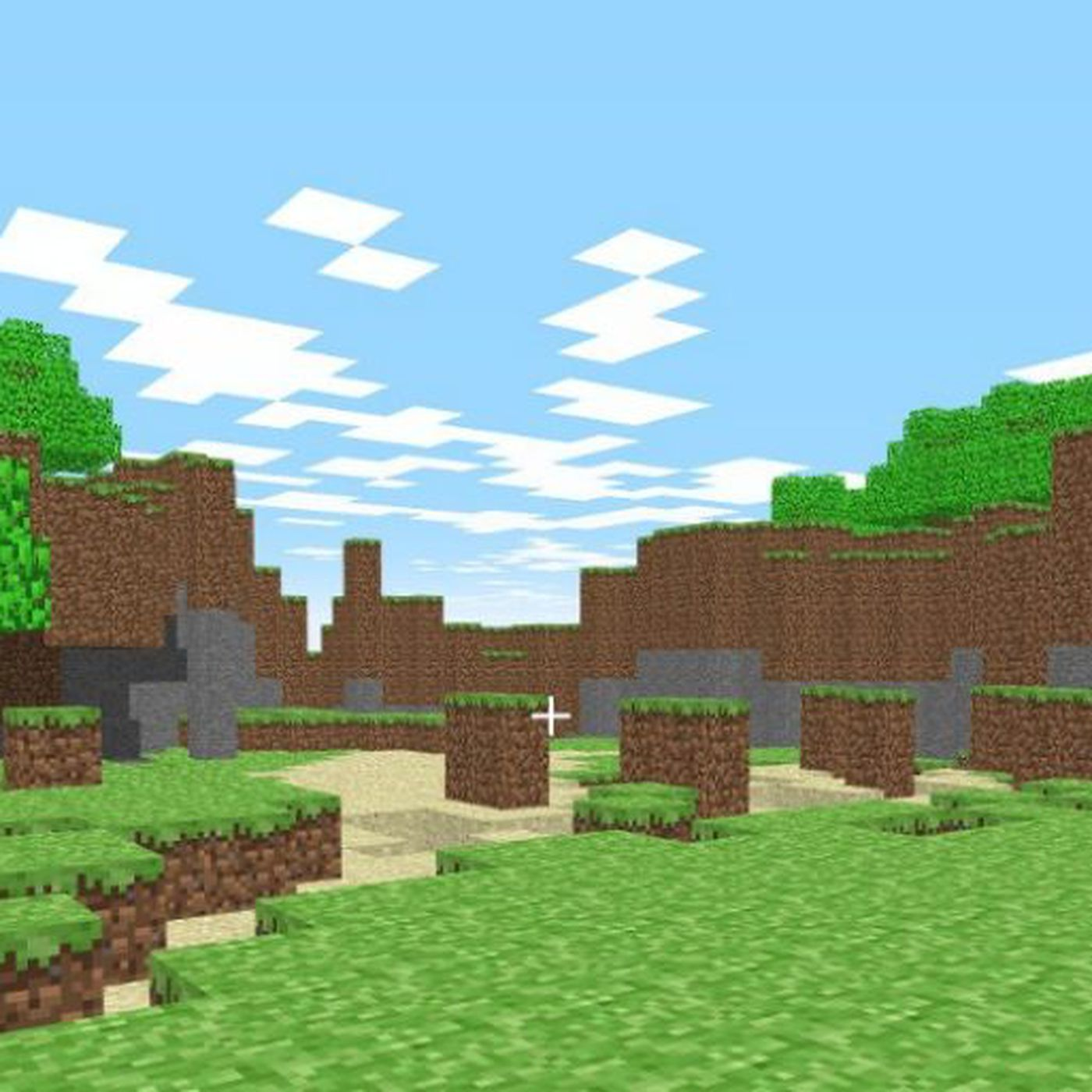 You can now play Minecraft Classic in your browser The Verge