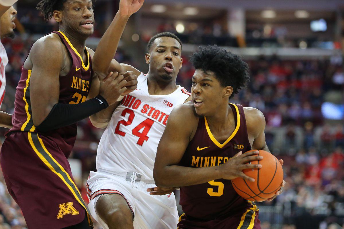 NCAA Basketball: Minnesota at Ohio State