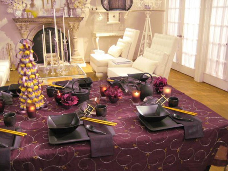 Sandra Lee 39 S Epic Tablescapes Can Be Yours Eater