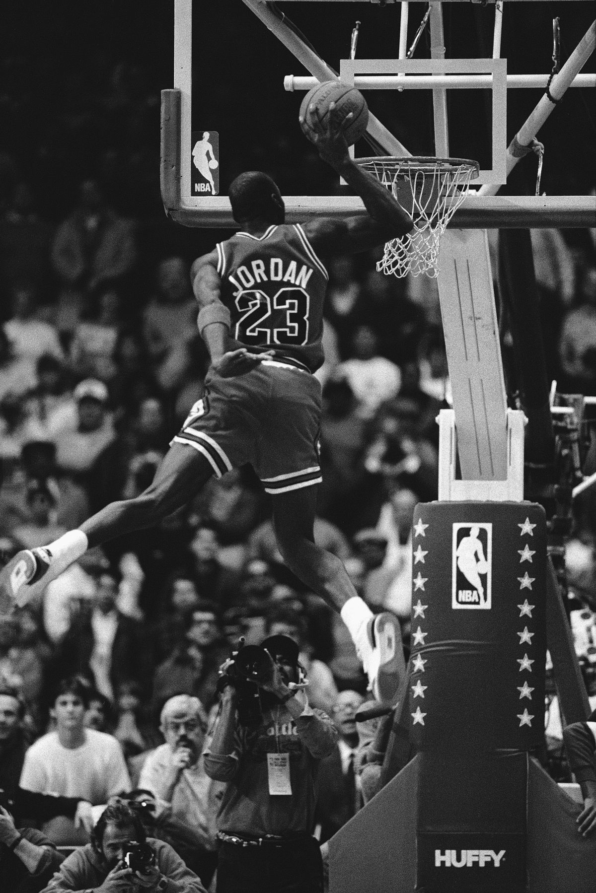 1988 All Star Slam Dunk Contest: Michael Jordan