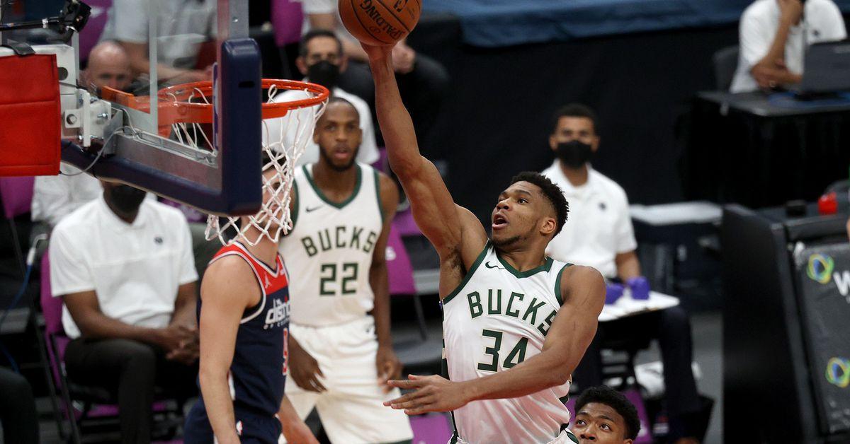 Rapid Recap: Milwaukee Bucks 125, Washington Wizards 119