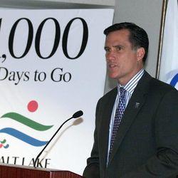 SLOC board meeting--June 10, 1999--Mitt Romney.