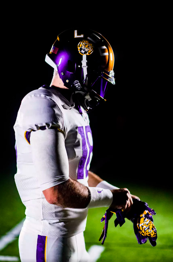 huge selection of 225ee 16455 LSU Officially Releases Alternate Uniforms - And The Valley ...
