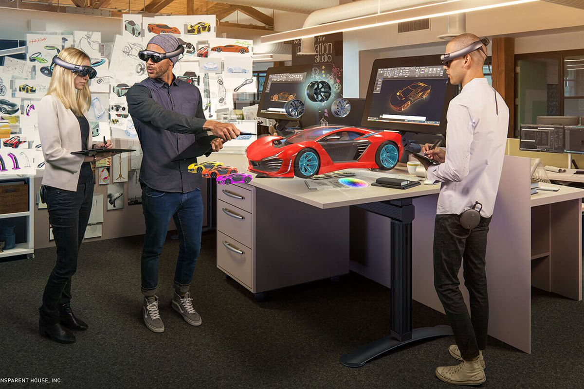 Wacom and Magic Leap are creating an optimistic vision of