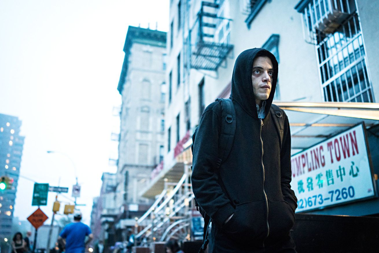 watch episode 5 of the mr robot digital after show with creator sam esmail