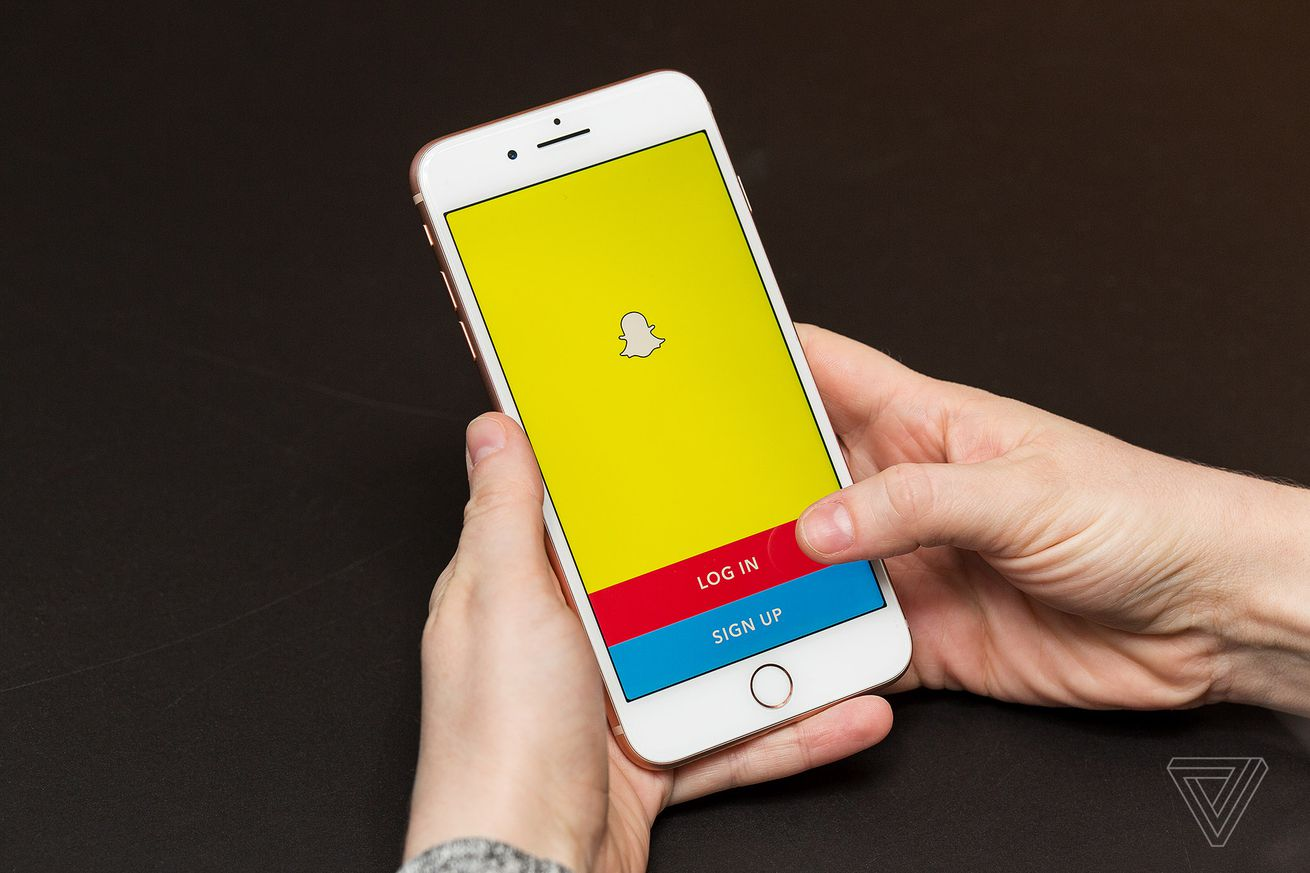 photo of Snapchat may launch a gaming platform as early as next month image