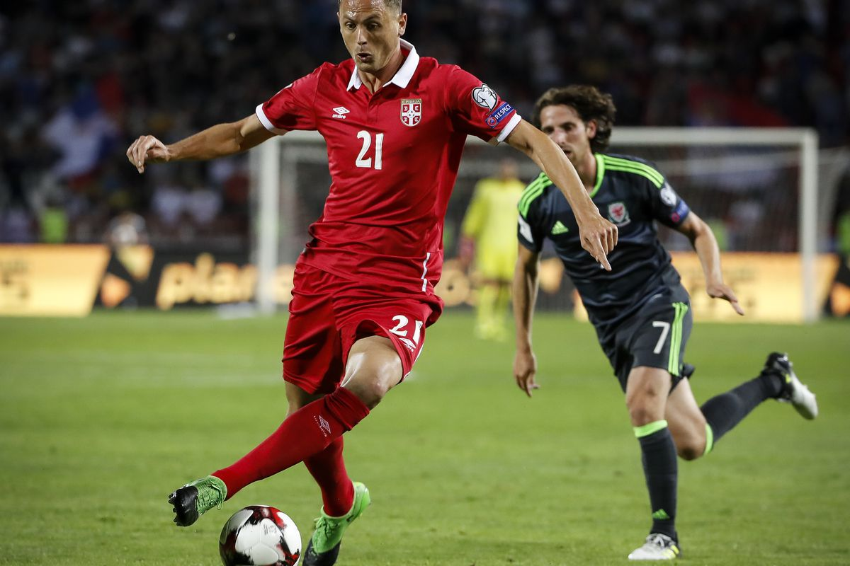 Serbia v Wales - FIFA 2018 World Cup Qualifier