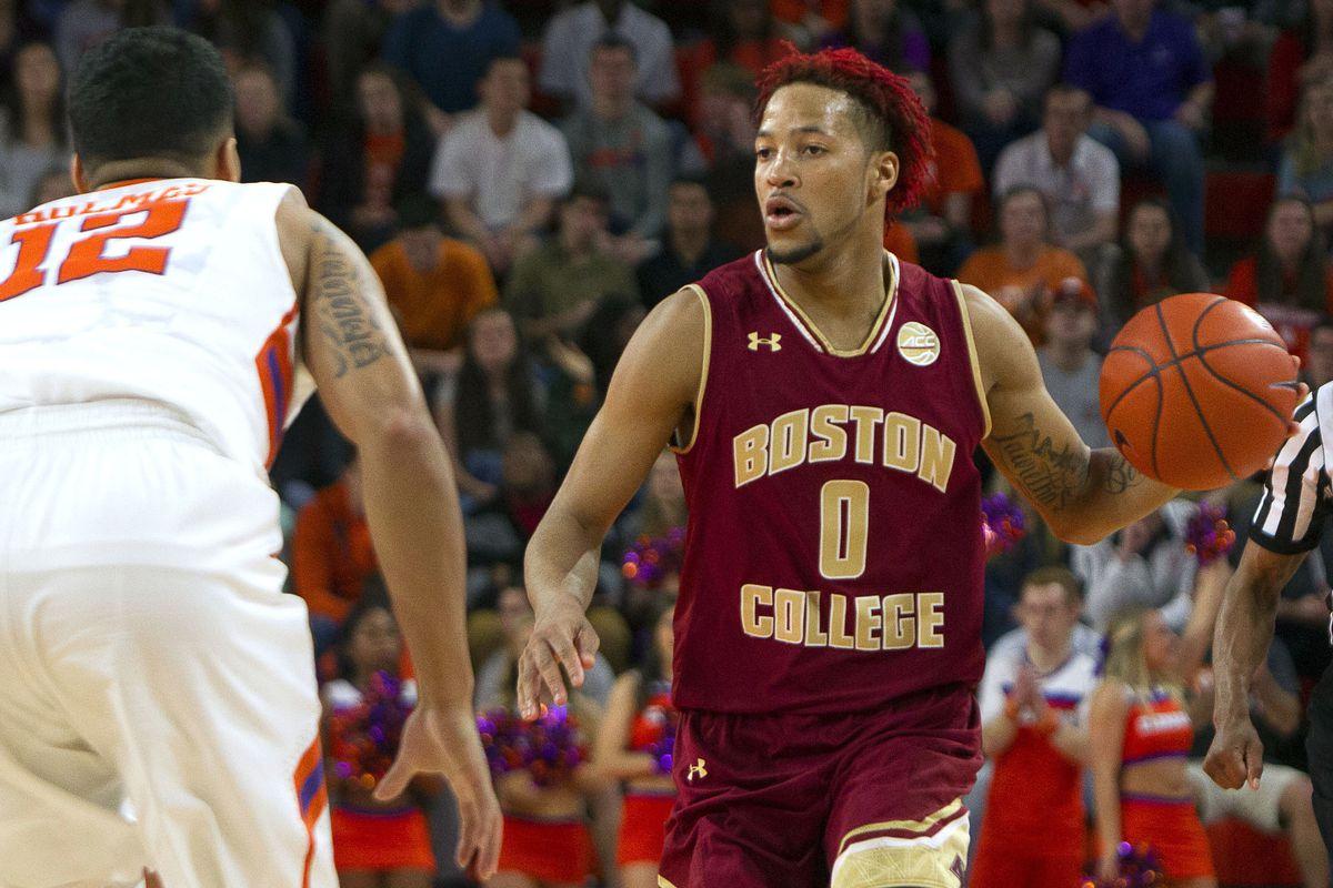 NCAA Basketball: Boston College at Clemson