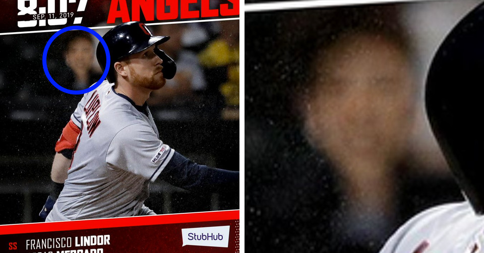 Cleveland Indians hid Nicolas Cage's face in 2019 lineup