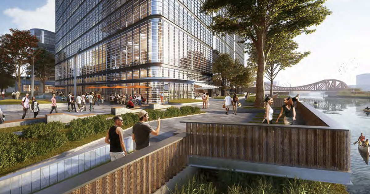 Lincoln Yards Doubles Affordable Housing To Make Master