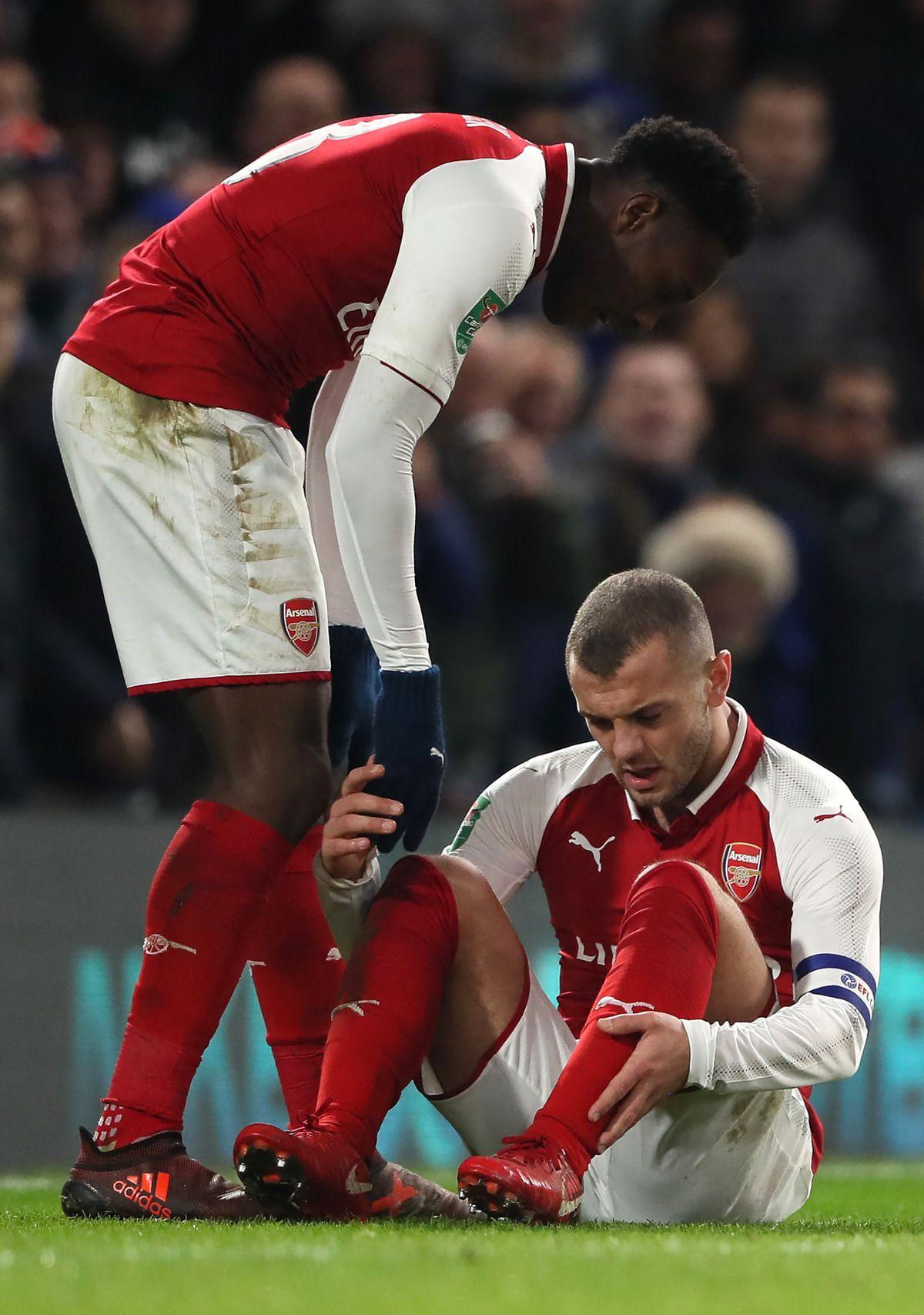 Chelsea v Arsenal - Carabao Cup Semi-Final: First Leg