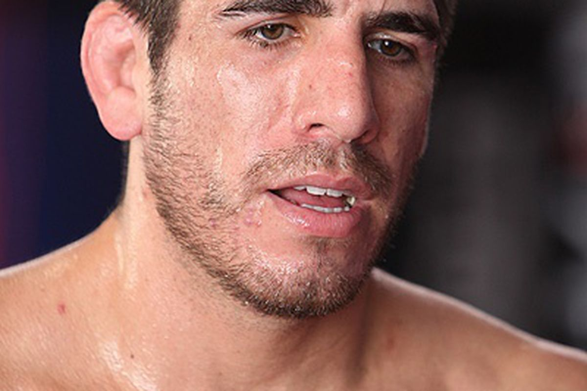 """Kenny Florian has been forced to withdraw from his UFC Fight Night 23 main event with Evan Dunham due to injury according to a published report. <em>Photo by Dave Mandel/<a href=""""http://www.sherdog.com"""" target=""""new"""">Sherdog.com</a></em>"""