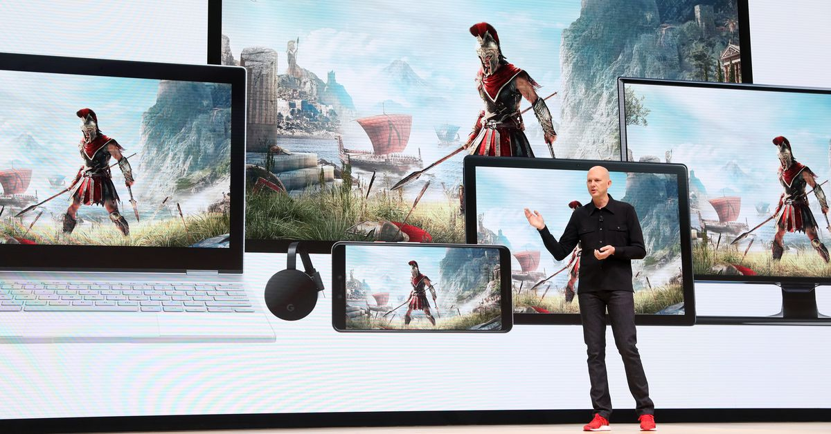 Google Stadia: Phil Harrison answers our biggest questions