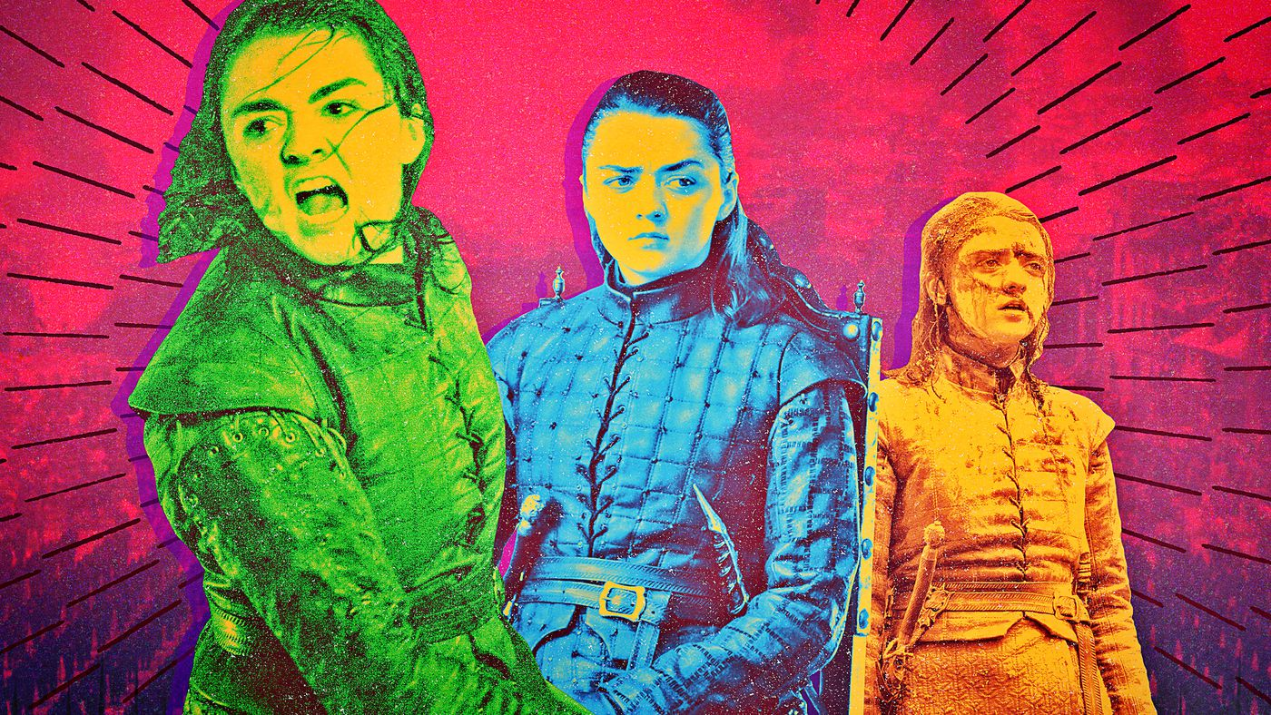 Arya Stark Was the Best Part of the Final Season of 'Game of Thrones'