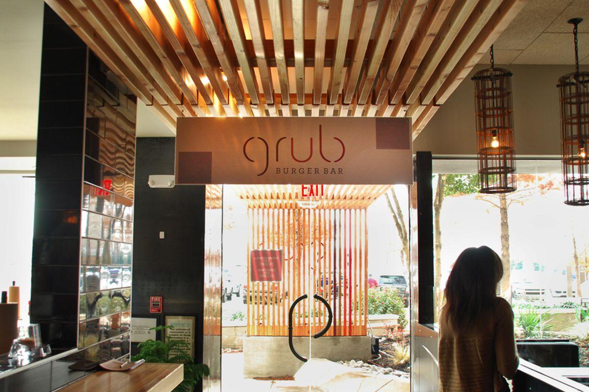 Grub Burger Bar.