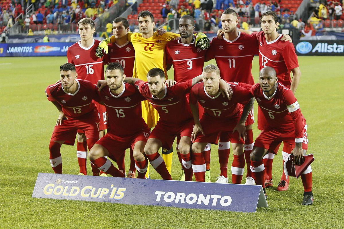 The Canadian Men's National Team has moved up two places to 102nd in the latest FIFA World Rankings that were released on Thursday.
