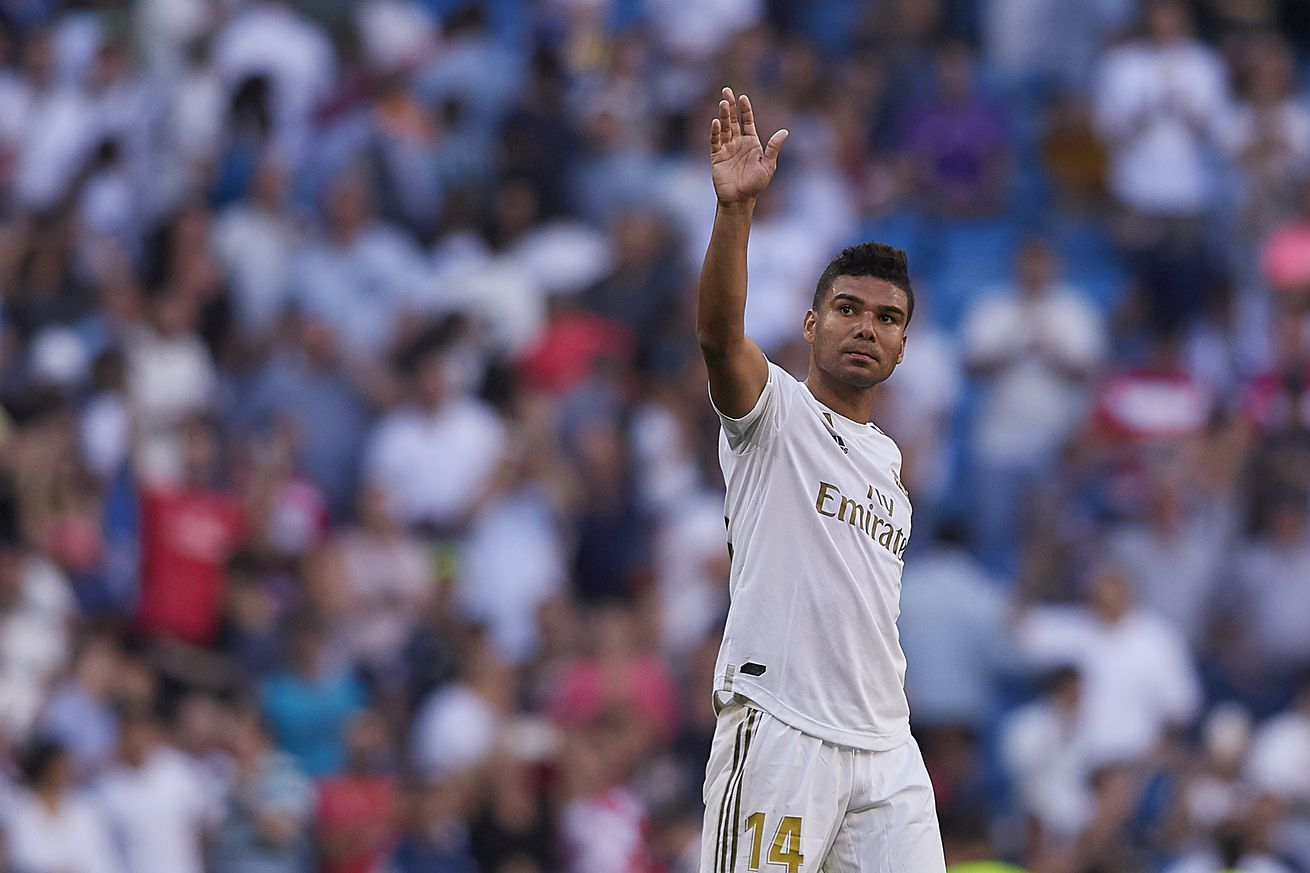 Casemiro: ?My best skill is that I fight for every ball as if it were the last one?