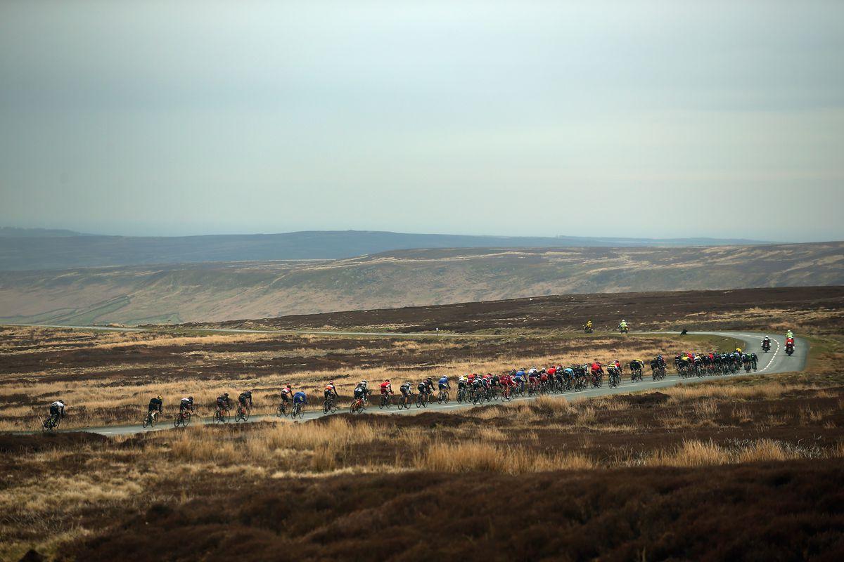 Tour de Yorkshire 2016 - Stage Three