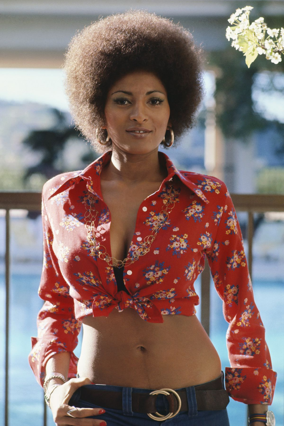 Revisiting The Iconic 70S Style Of Pam Grier - Racked-3081