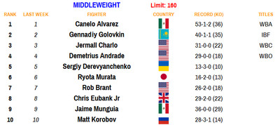 160 110920 - Rankings (Nov. 9, 2020): Where does Haney stand at lightweight?