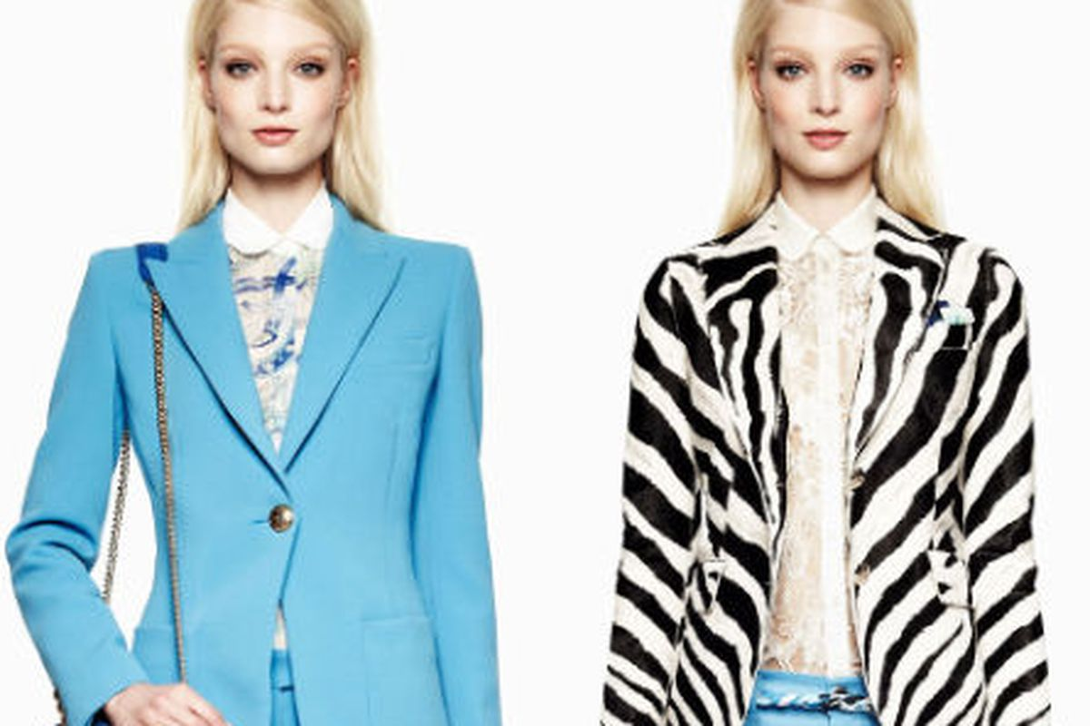 Images from the Emilio Pucci pre-spring 2012 collection