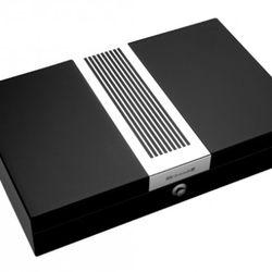"Cigars Box ($1,100), <a href=""http://www.christofle.com/us/67-smoking-accessories/935-cigar-box-america"" rel=""nofollow"">Christofle</a>"
