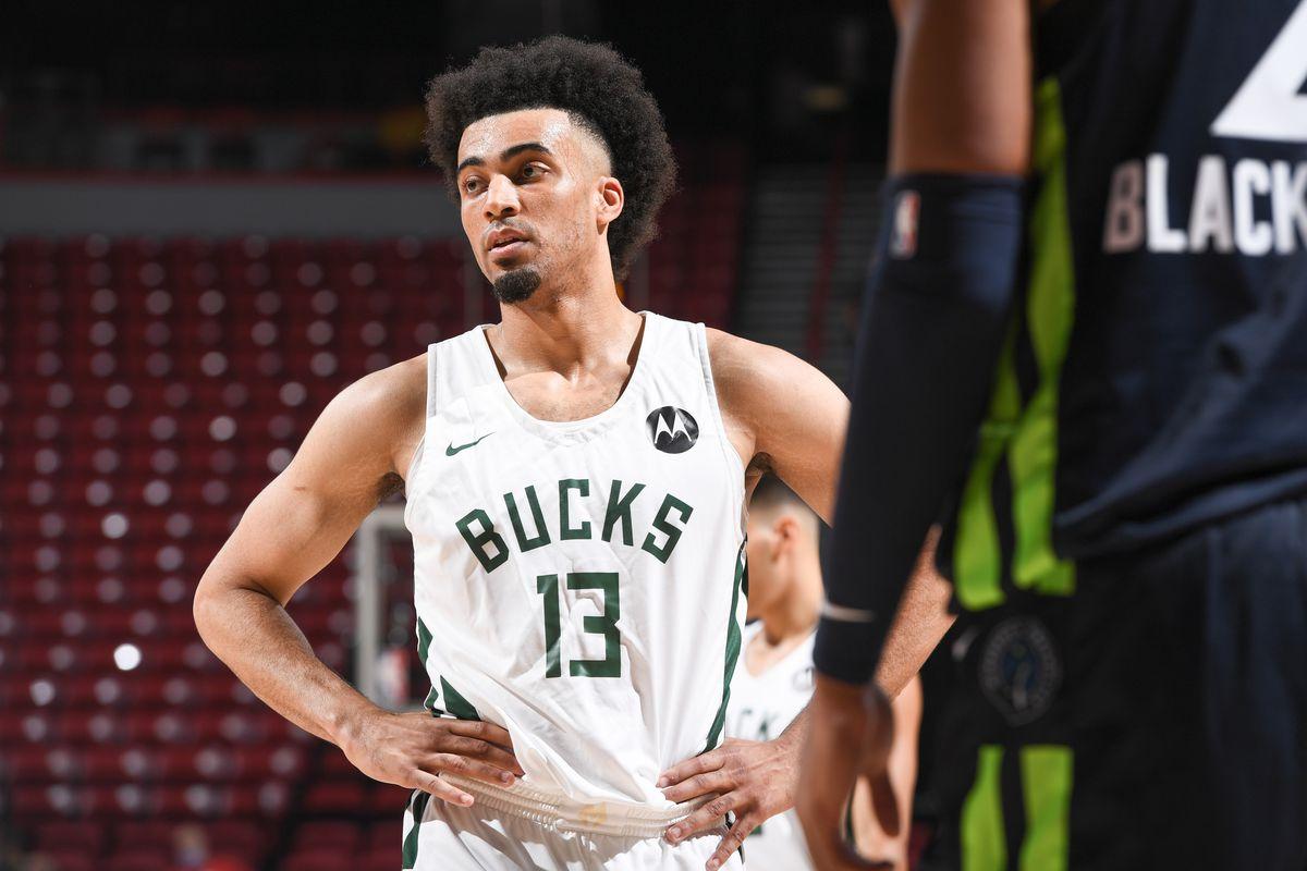 2021 Las Vegas Summer League - Minnesota Timberwolves v Milwaukee Bucks