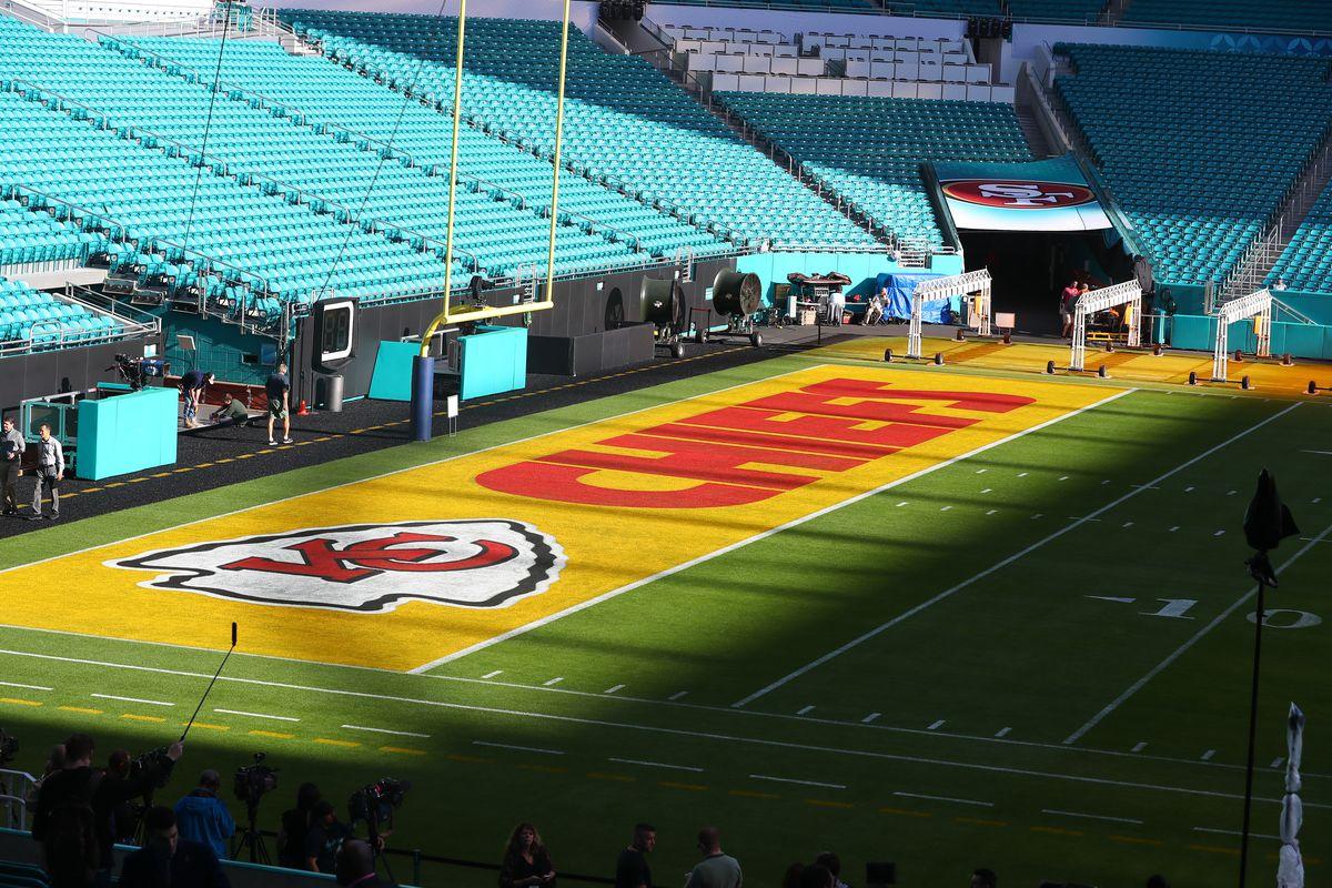 NFL: JAN 28 Super Bowl Hard Rock Stadium