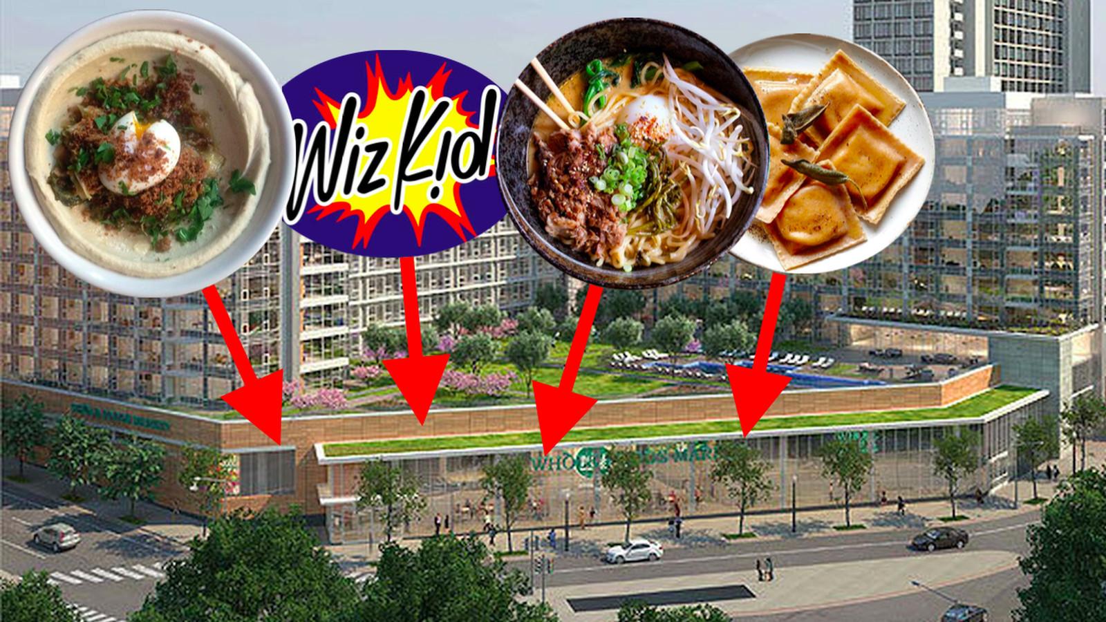 Whole Foods Noodle Bar Menu