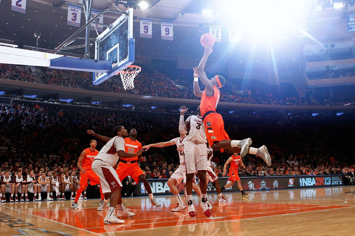 Syracuse Basketball To Play In 2020 Gotham Classic At