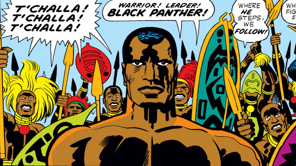 Stan Lee S Black Panther And Wakanda Told An Essential Immigrant