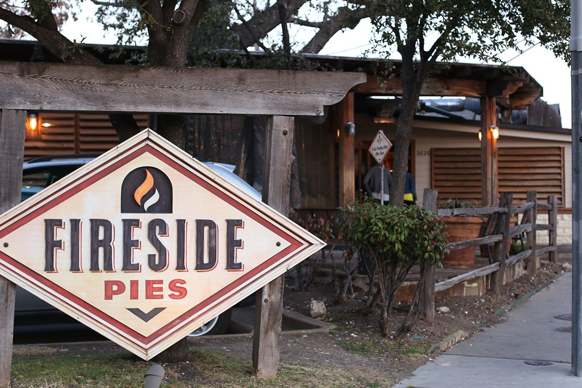 The O.G. Fireside Pies on Henderson.