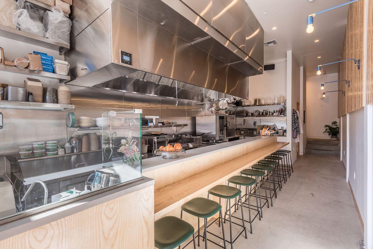 Echo Park S New Konbi Japanese Sandwich Shop Is A Total